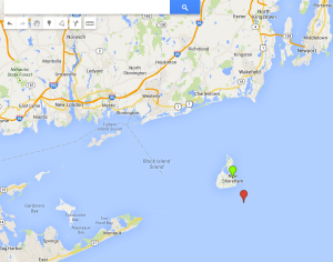 DWW BIWF is slated for build 3.0 miles southeast of Block Island in Rhode Island territorial waters.