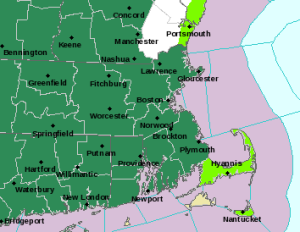 (Map Courtesy National Weather Service Boston/Taunton, MA) Last Map Update: Tue, Aug. 12, 2014 at 4:00:08 pm EDT