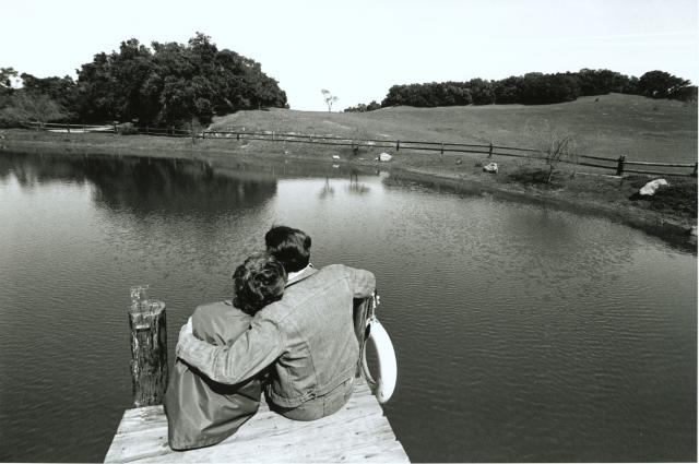 President Ronald Reagan and Nancy Davis Reagan